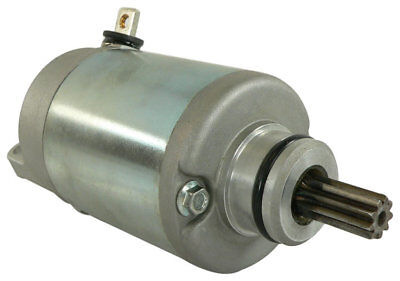New Suzuki Gsf650 Bandit  Starter Motor Water Cooled Models Only 2007 To 2011 • 99.99£