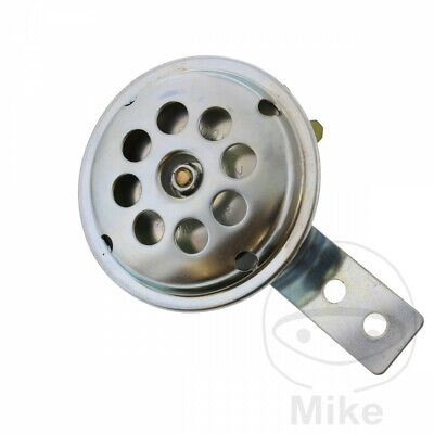 Horn 70 Mm Jmp Silver 12V Ac Circuit Only • 10.93£