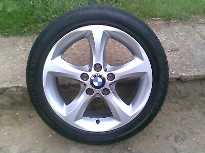 BMW 1 Series  Wheel & Tyre Bridgestone Runflat  205/50/17  • 60£