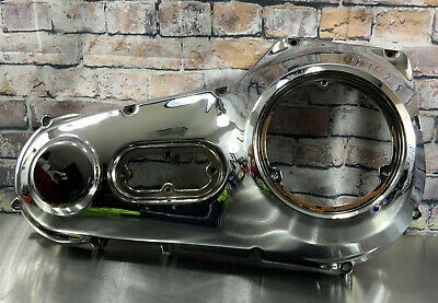 Harley Davidson Outer Primary Cover #60506-95A Chrome 98 Dyna [H50] • 95.69£