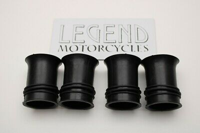 NEW Honda Airbox Rubber Boots CB750k CB750 F1 Carb To Airbox • 24.95£