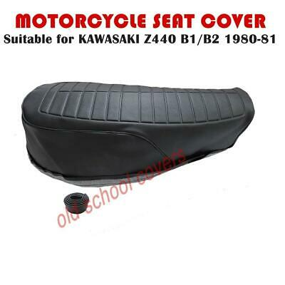 MOTORCYCLE SEAT COVER Fits Z440 B1 B2 1980-1981  KZ440 • 49.99£