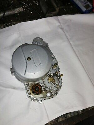2001 Aprilia Rs50 Clutch Casing Engine Cover With Oil And Water Pump Pumps • 65£