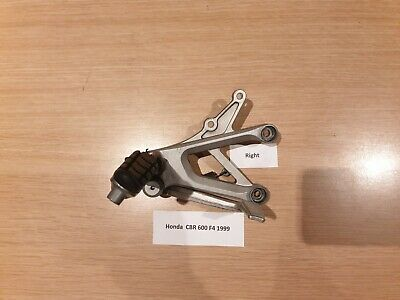 Honda CBR600 F4 1999 FX Right Foot Peg And Brake Lever Assembly  • 25£