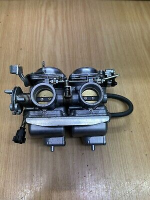Genuine Sheng Wey Twin Motorcycle Carburettor Assembly - 26mm • 40£