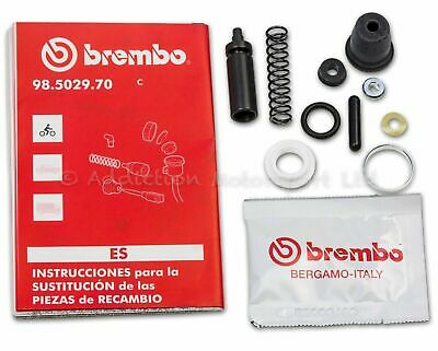 Brembo 12mm Clutch Master Cylinder Repair Service Kit For Ducati, PS12 110436292 • 29.99£