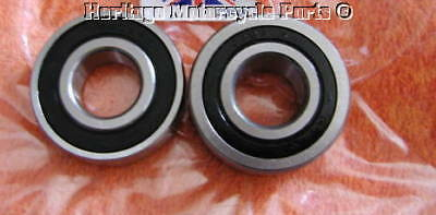 2 Wheel Bearings 04-0100 06-5542 06-7688 Norton Commando Mk2/3 Singles+twins  • 18.99£