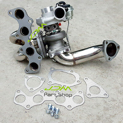 For Toyota Starlet Glanza EP91 EP82 TD04 Turbo + Manifold + Decat Conversion Kit • 404.20£