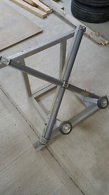 Wheel Prepping Stand • 60£