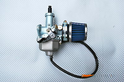 Cg125  Carburettor  Carb  With Racing Performance 38mm  Air Filter S & B Type • 27£