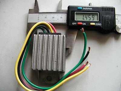 Quality ELECTRONIC SOLID STATE Compact VOLTAGE REGULATOR 12 Volt Positive Earth  • 39.99£