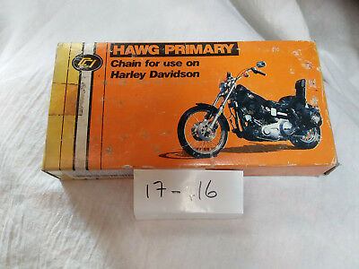 Primary Chain For Harley Davidson® 76link Fits BT80-86 Excl FXD-S/T  • 70£