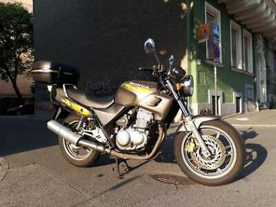 Honda CB500 Twin , Breaking All Parts  ,Seat In Good Condition .  • 75£