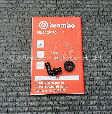 Brembo OE Master Cylinder Replacement Kit 90 Deg Reservoir Connection 110312720 • 10.99£
