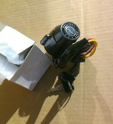 Yamaha XT500 DT125 DT175 DT250 DT400 New Repro Ignition Switch As 2A8-82508-00 • 12£