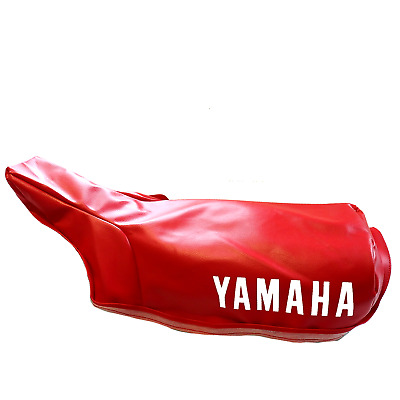 Red Seat Cover To Fit Yz250 J , Yz490 J 1982 Yamaha • 27£