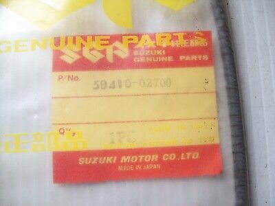 Suzuki /M31 1968 Choke Cable - Ref 58410-02700 Free Uk Post • 17£