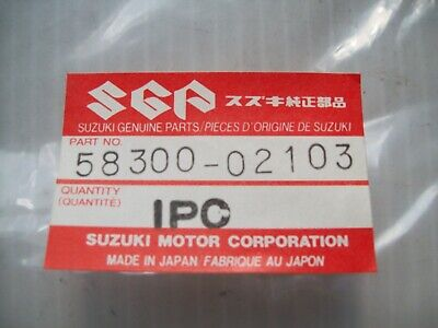 SUZUKI CS50 THROTTLE CABLE Ref No 58300-02103 - Uk Free Post • 17£
