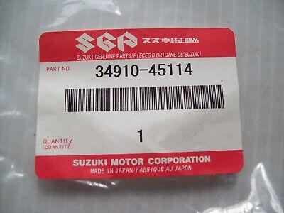 Suzuki GS450 1980-1982 Speedometer Cable Ref No 34910-45114 - Free Uk Post • 17£