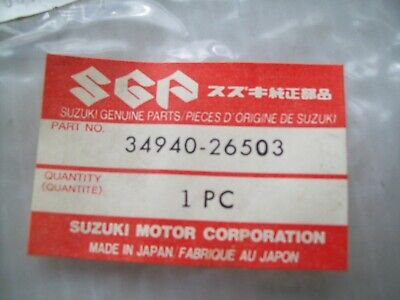 Suzuki TS 50ER ZR50 X1 - Tacho Cable - Ref No 34940-26503 - Free Uk Post • 17£
