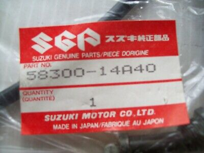 Suzuki DR 650 1985-1988 Throttle Cable - Ref No 58300-14A40 - Free Uk Post • 17£