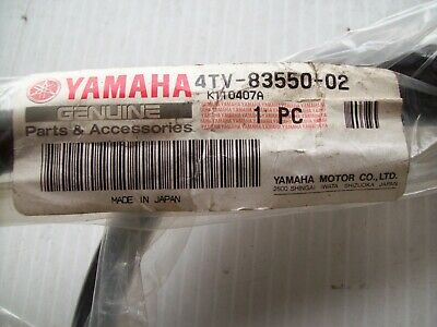 YAMAHA FZR 600R 1994 / 1995 SPEEDOMETER CABLE ASSY - PN 4TV-83550-02 - Free Post • 17£