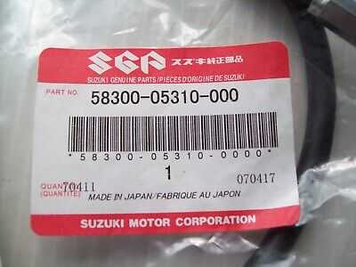 SUZUKI GS125 CHOKE STARTER CABLE - Ref No 58300-05310 - Free Uk Post • 17£