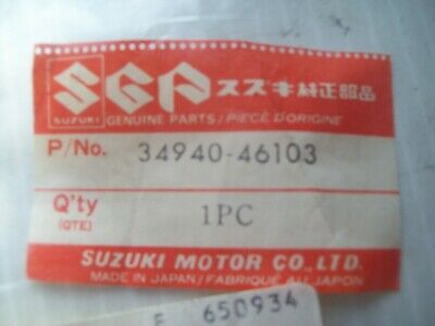 SUZUKI GT50 - ZR50 TACHOMETER CABLE - Ref No 34940-46103 - Free Uk Post • 17£