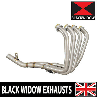 Yamaha Fzs600 Fzs Fazer 600 Exhaust Pipes Collector Down Front Pipes Headers • 184.99£