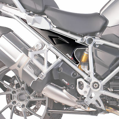 BMW R 1200 GS 2013-2017 Motorcycle Frame Infill Cover Panels Black R1200GS • 97.26£