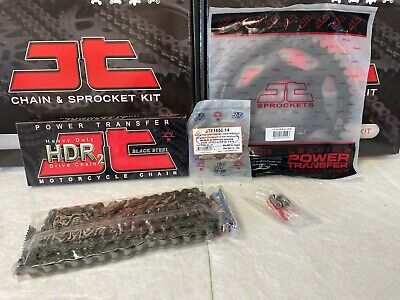 Yamaha Yzf R125 Chain And Sprocket Kit Heavy Duty 2008 To 2018 • 39.99£