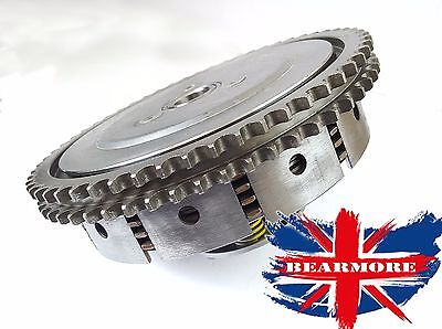 4 Speed 4 Clutch Plates Complete Assy Set FOR Royal Enfield  350CC / 500CC • 93.14£