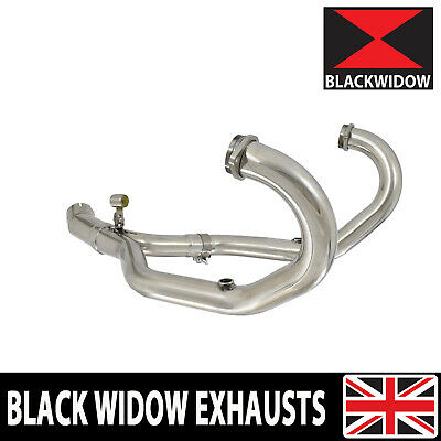 Bmw R 1200 Gs R1200gs Adventure Exhaust De Cat Headers Collector Downpipes 10-12 • 299.99£