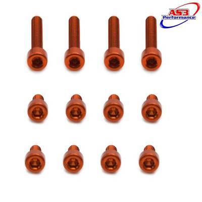 AS3 PERFORMANCE FUEL CAP BOLTS BOLT KIT To Fit KTM 990 ADVENTURE 2006-2013 • 11.99£