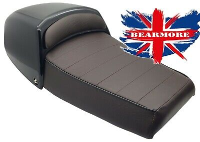 GT Continental 535 Dual Seat Royal Enfield Assembly Backrest Cowl Black  • 125.99£