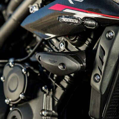 Genuine Triumph Speedtriple 1050 R/s/rs 16-19 Frame Protector Kit A9788016 • 125£