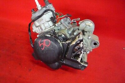 Engine Motor Engine Aprilia Rx 50 2008 2009 2011 2 Times With Cylinder Top • 372.83£