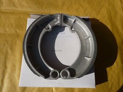 MZ Brake Shoes. Large.MZ  ES, TS Front And Rear. MZ ETZ 250 251 Rear.   MZ004.  • 15.95£