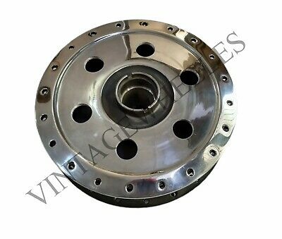 Fit For - Triumph Norton RE Bullet Classic Twin Leading 9   Front Brake Drum Hub • 99.99£