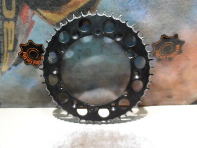 1978 Yamaha Yz 400 Rear Sprocket 48t 78 Yz400 • 54.25£