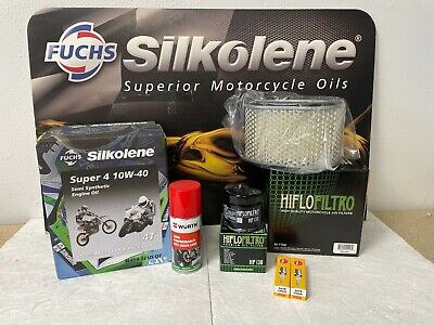 Service Kit For Tl1000s Suzuki 1997 1998 1999 2000 With Free Chain Lube • 71.99£