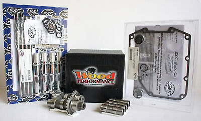 Wood Performance Knight Prowler TW-222 Cam Tappet Installation Package Kit 07-17 • 541.24£