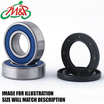 Honda CBF600 (EURO) 2007 All Balls Front Wheel Bearing And Seal Kit • 15.30£