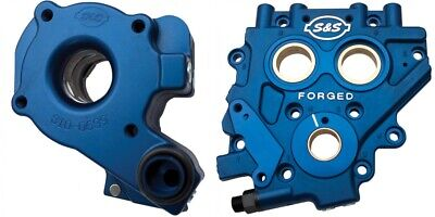 S&S Cycle TC3 Cam Support Plate & Oil Pump Kit For Harley Twin Cam 07-17 • 493.70£