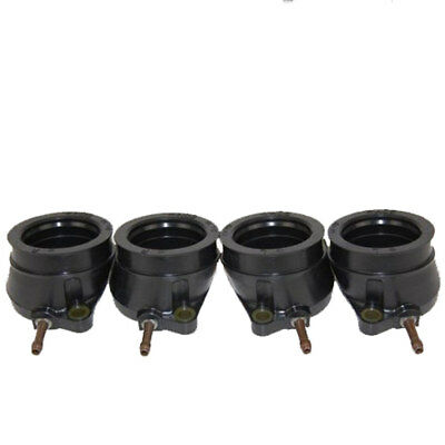 Yamaha FZS600 Fazer 98-02  Carburettor To Head Rubbers Carb Inlet Rubbers • 80.99£