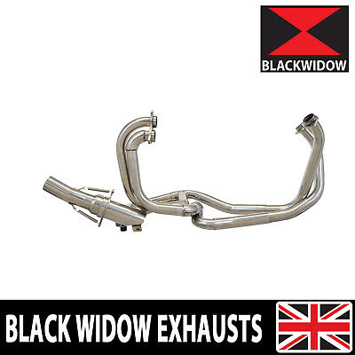 Vfr750 Vfr 750 Exhaust Downpipes Collector Frontpipes Linkpipe 90-93 Fl Fm Fn Fp • 309.99£