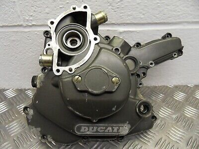 Ducati 748 Phase 2 Left Generator Stator Engine Case Cover 1994 To 1998 • 250£