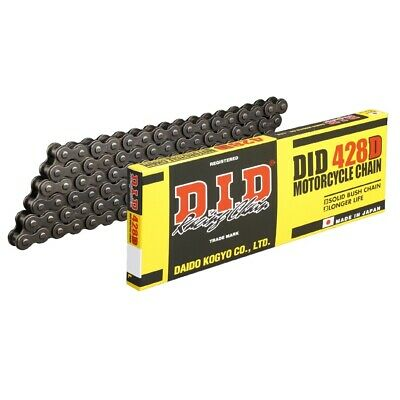 DID Standard Motorcycle Drive Chain 428 X 102 Links • 16.49£