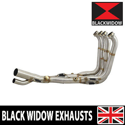 S1000R 2017-2020 Performance De Cat Exhaust Downpipes Collector Race Headers  • 399.99£