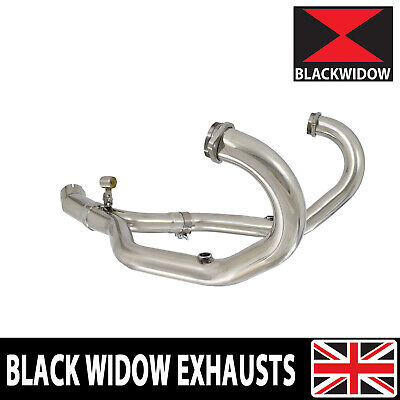 BMW R1200 GS Adventure De Cat Water Cooled Collector Downpipe Headers 2010-2012 • 299.99£